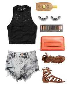 """""""Sun bum"""" by fhockey212 on Polyvore"""