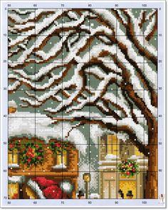 Glædelig jul: TABELLER