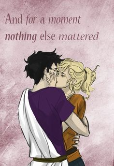 One of my favorite moments in The Mark of Athena. 😌 The BEST percabeth moment EVER! Percy Jackson Fan Art, Percy Jackson Quotes, Percy Jackson Books, Percy Jackson Fandom, Percabeth, Solangelo, Percy And Annabeth, Annabeth Chase, Mark Of Athena