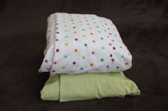 Hometalk :: Organizing/Storage Ideas :: Store clean sheets inside the pillowcases.  Nice and neat!