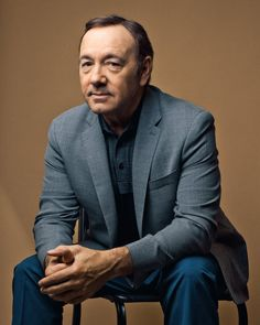 """""""Kevin Spacey Is Holding Court. Really. - The New York Times"""""""