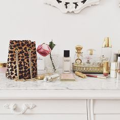 RUE SAINT-HONORE MINI BUCKET BAG – Leopard