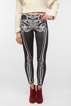 BDG Skeleton Legging    Should I?  Thoughts?.....