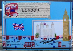 Compliments, London, Teaching, Awesome, Handmade Gifts, Cards, Etsy, Bon Voyage, Kid Craft Gifts