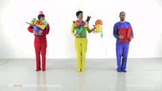"OK Go - ""Primary Colors"" - can't wait to show this to Kindergarten!"