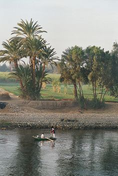 Egypt, the Nile