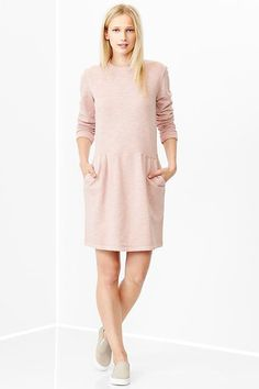 Long-Sleeve Dresses That Make Comfy Look Damn Good #refinery29  http://www.refinery29.com/best-long-sleeve-dresses-2014#slide2