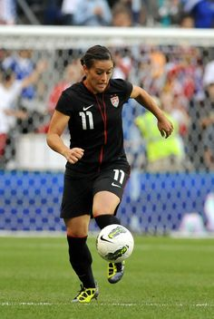 Ali Krieger - US Women's Soccer... My inspiration to keep working to heal fully