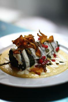 Cocina mexicana. Ordina online : http://www.buonappetitomilano.it/ganas #messicano