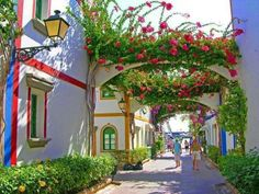 Mogán (Las Palmas, Islas Canarias)