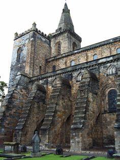 Scotland Dunfermline Abbey