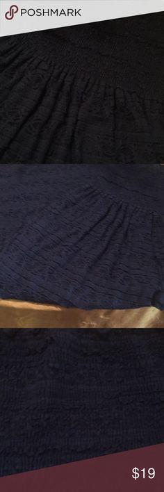 Tube Top Maxi Dress Navy Blue Lace Strapless Maxi Dress Dresses Maxi