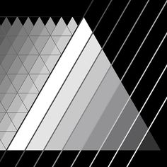 March.13.2018- #dailyVectors day 343 - Monthly theme is By Threes; exploring triangles and triangular layouts built in Adobe Illustrator. . . . . . #design #artistsoninstagram #art #opart #vector #digitalart #adobeillustrator #illustrator #instaart #abstract #depth #everyday #shadows #blendtool #minimalism42 #xuxoe #blackandwhite #bnw #bnw_life #shapes #triangle #thegraphicspr0ject #fubiz
