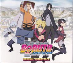 boruto naruto the movie original soundtrack 2015
