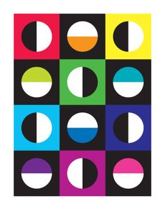 1965 Close (2009) // Geometric Art by Gary Andrew Clarke