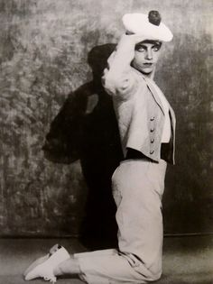 Serge Lifar in Ballets Russes' Les Matelots Photo by Man Ray Man Ray, Lyrical Dance, Ballet Dance, Jerome Robbins, Ballet Russe, Left Alone, Painting Techniques, Sailor, Love Her