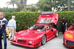 288 GTO Evolution