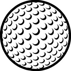 golf ball text illustrations and clip art 102 golf ball text