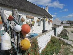 The quaint little village of Kassiesbaai nestles on the coast next to Arniston. Each cottage with lime-washed walls and thatch roof is a painting waiting to happen, and the whole village has been d… South African Holidays, Thatched Roof, Fishing Villages, West Coast, Hiking, Beach Houses, Cottages, Places, Cape