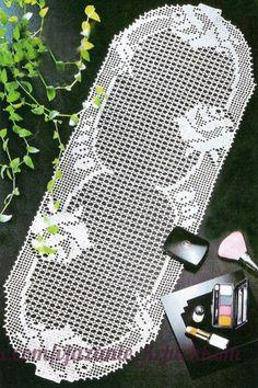 Mis Pasatiempos Amo el Crochet: Patrones filet