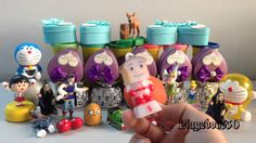 PLAY DOH SURPRISE EGGS | Thomas and Friends Toys | Disney Princess, Snow...
