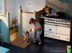 Purina Dog Chow: Pug Stop treating your dog like a trashcan. Food Advertising, Marketing And Advertising, Purina Dog Chow, Ad Of The World, Funny Ads, Basement Flooring, Dog Show, Chow Chow, Print Ads