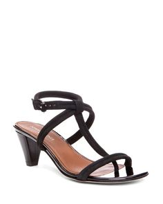 Donald J Pliner Sandals - Vista Mid Heel