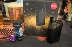 Just in... Wismec HiFlask, Asmodus C4 and a new mug in from Vape Junkie Clothing... cause I drink a lot of tea...