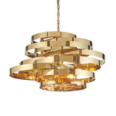 Post-modern creative gold metal pendant light plated stainless steel ring fashion hanging lamp for l-  Is Bulbs Included: Yes  Installation Type: Chain Pendant  Power Source: AC  Voltage: 220V  Certification: CCC,CE,EMC,LVD,RoHS  Body Material: Iron,Stainless Steel  Light Source: LED Bulbs  Style: New Classical/Post-modern  Base Type: E14  Warranty: 2years  Is Dimmable: No  Lighting Area: 10-15square meters  Material: Stainless Steel  Number of light sources: 8  Technics: Plated  Model…
