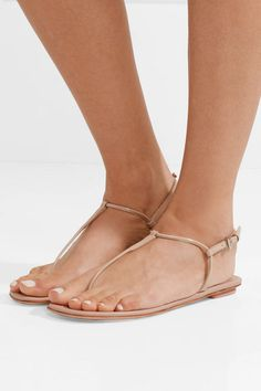 Find and compare Patent-leather sandals across the world's largest fashion stores! Shoes Flats Sandals, Nude Sandals, Strappy High Heels, T Strap Sandals, Flip Flop Sandals, Leather Sandals, Patent Leather, Flat Sandals, Stella Mccartney