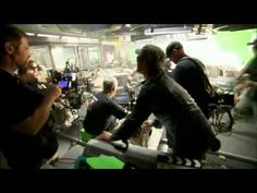 Avatar - Making Of (Part.2) Creating The World Of Pandora + Scene [HD] - YouTube