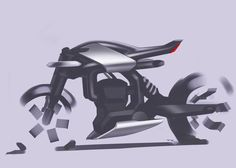 """Gefällt 241 Mal, 8 Kommentare - Tyler Recchia (@tyler_recchia) auf Instagram: """"Some after work sketch action. Sketch on the concept behind the tank soon. #motorcycle #concept…"""""""