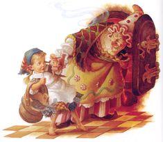 Hansel and Gretel, Scott G