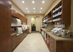 Storage with lab