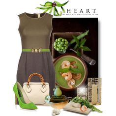 """Shrimp and Pea Soup"" by sophisticatedignorance21 on Polyvore"