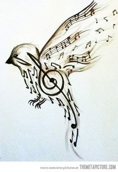 Songbird... - want this but now that it's been on here I'd want to find a way to make it more unique