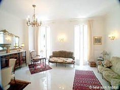 The best setting for a summer soirée is naturally in #Nice, France. http://www.nyhabitat.com/south-france-apartment/vacation/797 #vacation #rental
