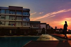 The day saves its best moments for last, with every sunset at Ixian Grand.  (photo: @meir.zohar )