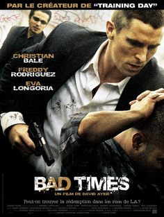 Harsh Times , starring Christian Bale, Eva Longoria, Freddy Rodríguez, Chaka Forman. A tough-minded drama about two friends in South Central Los Angeles and the violence that comes between them. #Action #Crime #Drama #Thriller