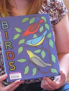 """The color of birds   Teach Preschool activity -   Book on the """"to-buy"""" list for the little birdwatchers in the family"""