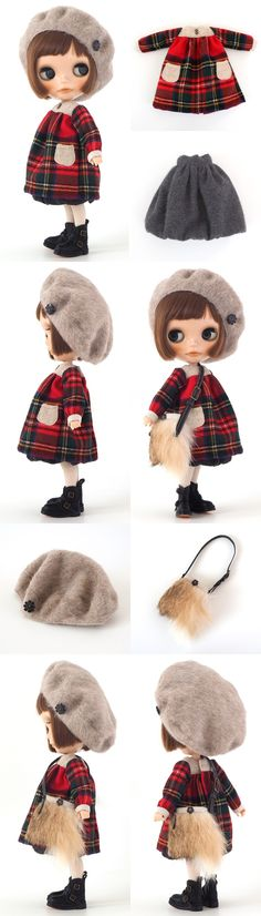 ** Blythe outfit ** Lucalily 567** - ヤフオク!