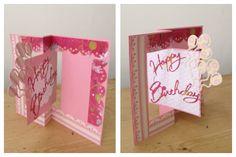 Birthday flip it card