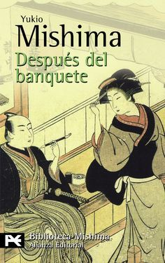 despues del banquete-yukio mishima-9788420649726