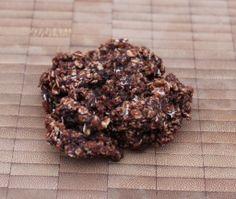Healthy Chocolate No Bake Cookies