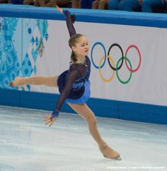 15 year old Russian Olympic figure skater