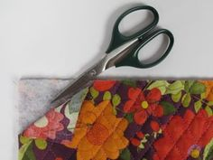 Top Creative Designer Bag Tips/Quilted fabrics/sewing | Nancy Zieman Blog