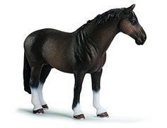 Schleich Hanoverian Stallion ** Read more  at the image link.