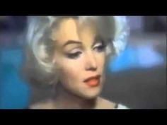 Marilyn Monroe Entrevista Antes De Morir - YouTube