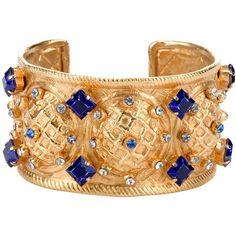 Byzantine Cuff...Gorgeous!