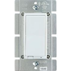 General Electric 12725 Z-Wave(R) 1,000-Watt In-Wall Smart Dimmer Switch